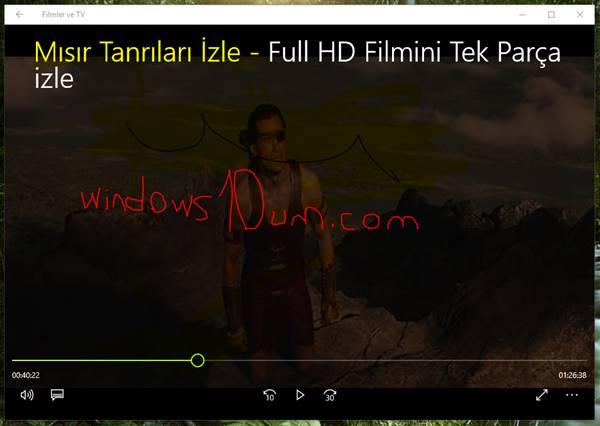 Ekran Alıntısı ekran görüntüsü