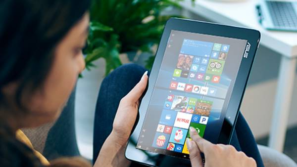 windows 10 tablet modu