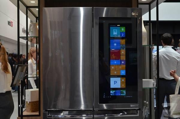 LG Signature akıllı buzdolabı 2