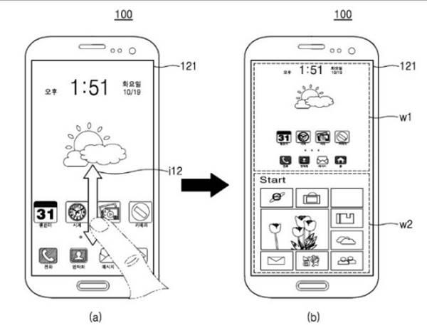 Samsung'dan Android ve Windows phone telefon 1