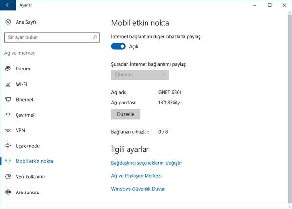 windows 10 mobil etkin nokta 3