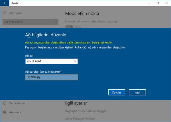 windows 10 mobil etkin nokta 4