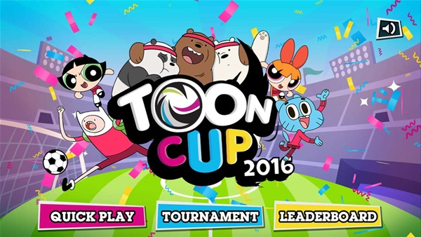 Cartoon Football Cup oyunu