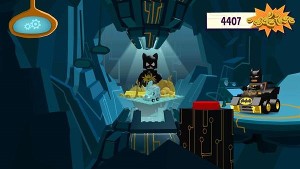 LEGO DC Super Heroes Mighty Micros oyunu