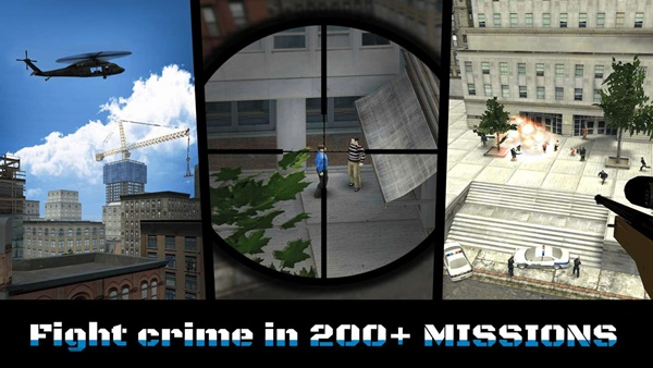 Sniper Ops 3D Kill Terror Shooter oyunu