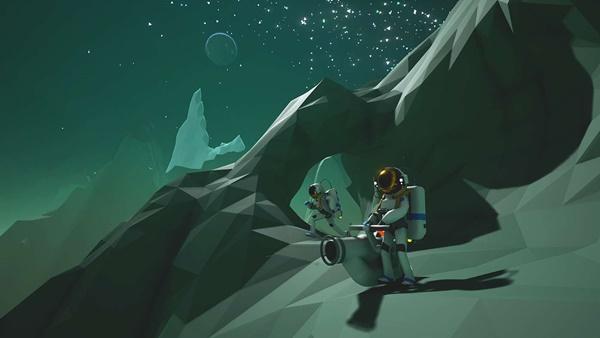 Astroneer oyunu