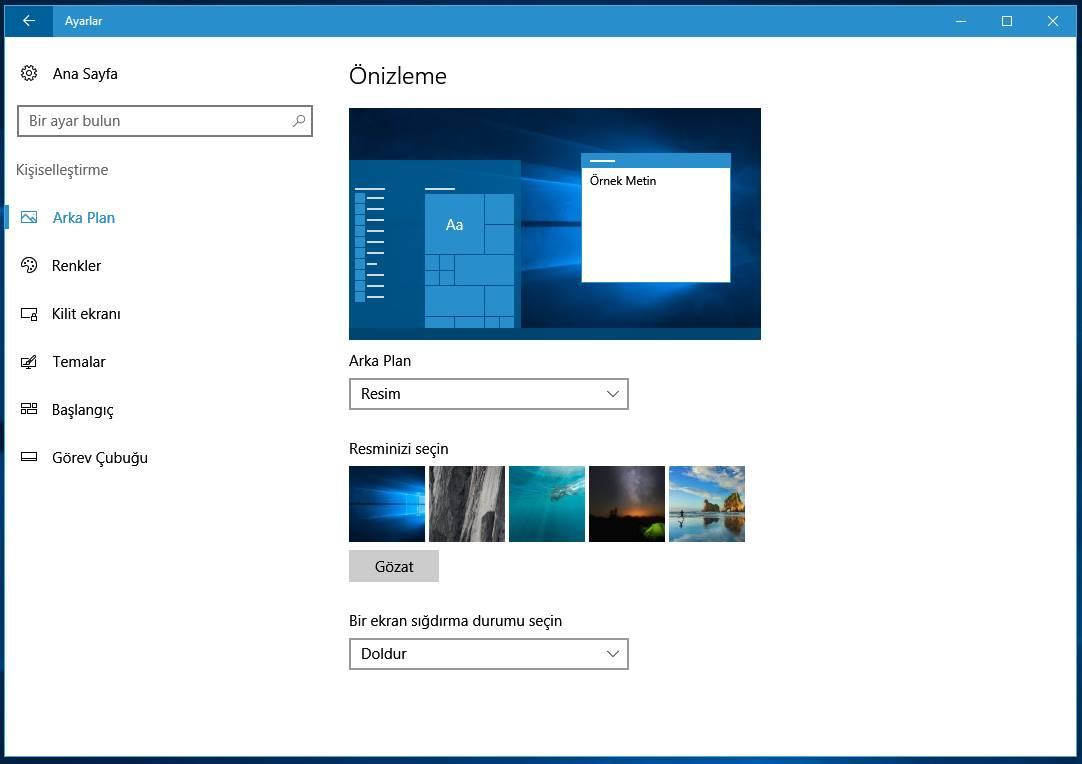 Windows 7 masaüstü arka plan resmi değiştirme programı indir