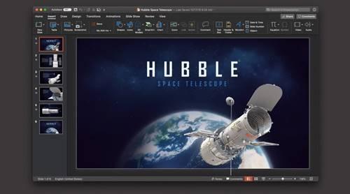 Microsoft Office, macOS Mojave İçin Karanlık Modu Seçti