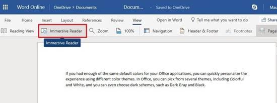 Microsoft Word öğrenme araçları nasıl kullanılır?
