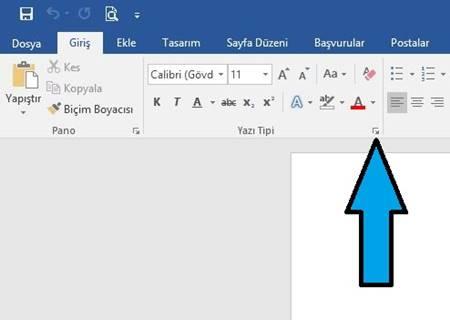 Microsoft Word'de varsayılan yazı tipi nasıl değiştirilir?