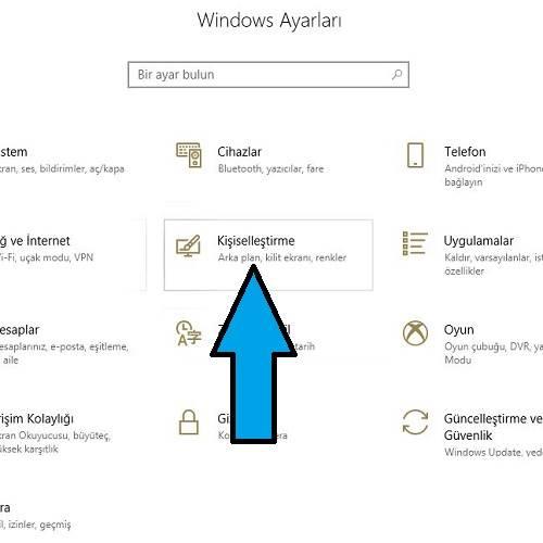 Windows 10 görev çubuğu gözükmüyor