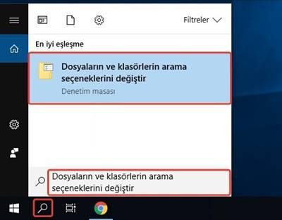 Windows 10 kaldığın yerden devam etme özelliğini kapatma
