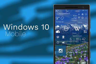 Windows 10 Mobile nedir