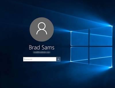 Windows 10 hesap resmi silme ve değiştirme